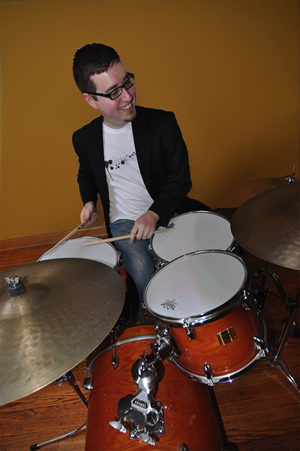 Ben Scholz Drum Lessons